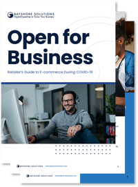 E-Commerce Open For Business Guide