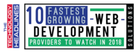 10 Fastest Growing Web Development Providers to Watch
